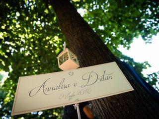 le nozze di Annalisa e Dritan 1