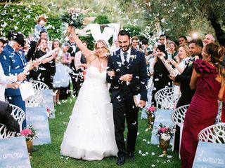 Le nozze di Valentina e Mario