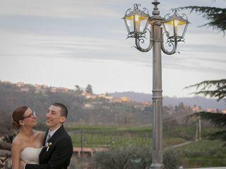 Le nozze di Chiara e Donato