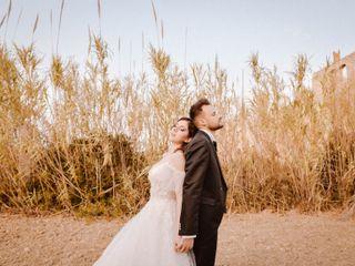 Le nozze di Rosy e Paolo