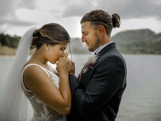 Le nozze di Milena e Michele