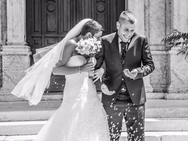 Il matrimonio di Davide e Mara a Villongo, Bergamo 6
