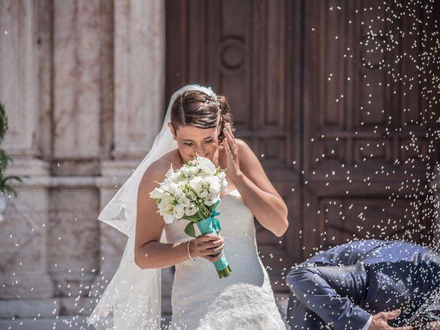 Il matrimonio di Davide e Mara a Villongo, Bergamo 8