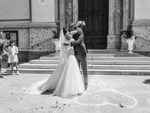 Il matrimonio di Davide e Mara a Villongo, Bergamo 10