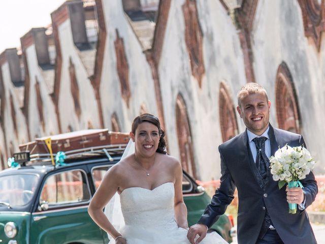 Il matrimonio di Davide e Mara a Villongo, Bergamo 12