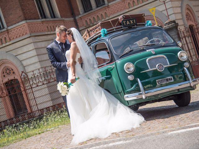 Il matrimonio di Davide e Mara a Villongo, Bergamo 13