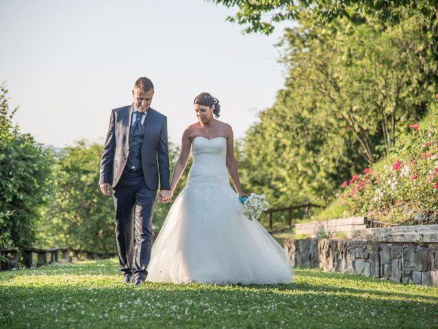 Il matrimonio di Davide e Mara a Villongo, Bergamo 32