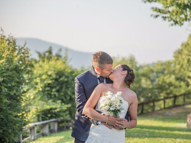 Il matrimonio di Davide e Mara a Villongo, Bergamo 33