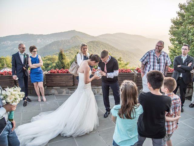 Il matrimonio di Davide e Mara a Villongo, Bergamo 35