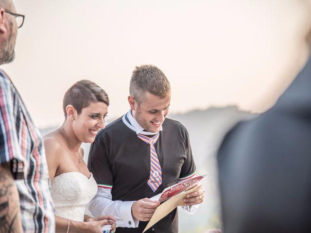 Il matrimonio di Davide e Mara a Villongo, Bergamo 36