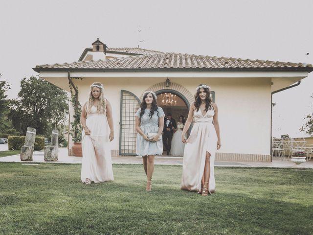 Il matrimonio di Fabrizio e Sara a Roma, Roma 17