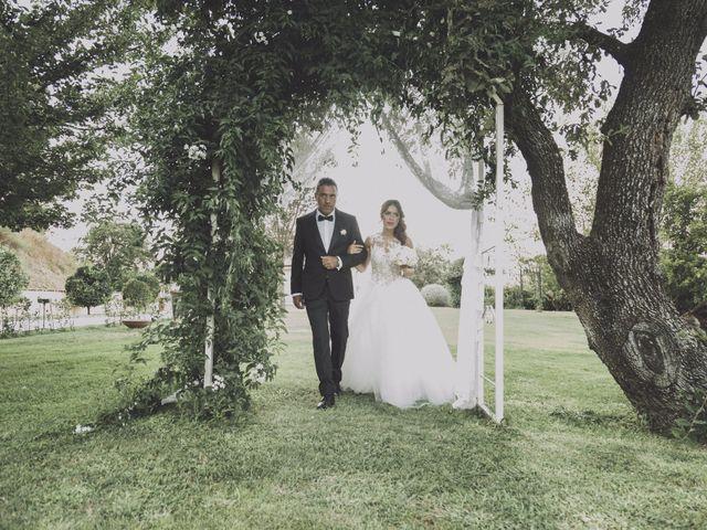 Il matrimonio di Fabrizio e Sara a Roma, Roma 19