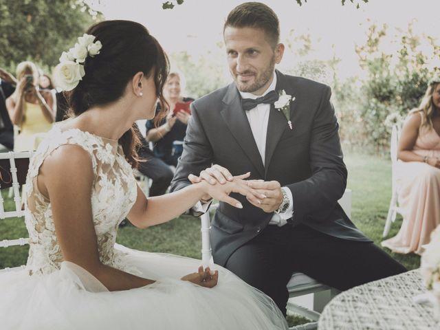 Il matrimonio di Fabrizio e Sara a Roma, Roma 23