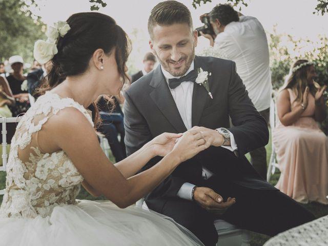 Il matrimonio di Fabrizio e Sara a Roma, Roma 24