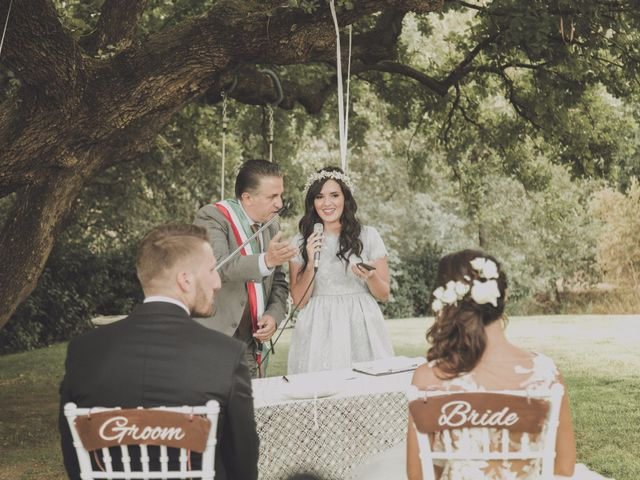 Il matrimonio di Fabrizio e Sara a Roma, Roma 26