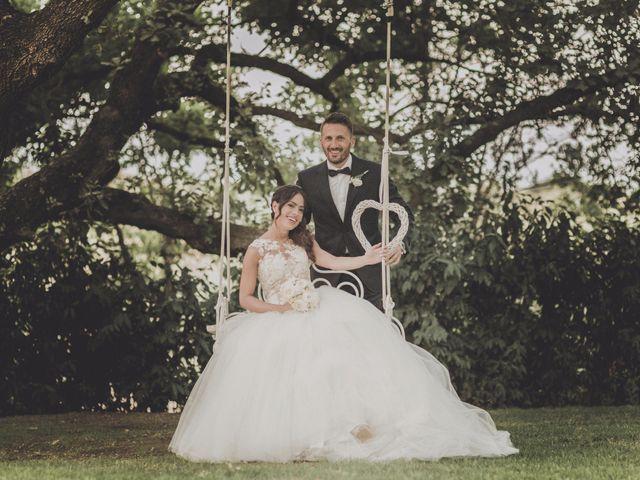 Il matrimonio di Fabrizio e Sara a Roma, Roma 32