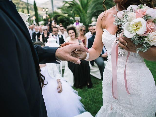 Il matrimonio di Fabio e Alice a Isolabona, Imperia 1