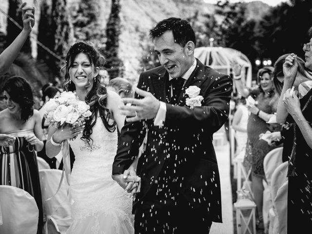 Le nozze di Alice e Fabio