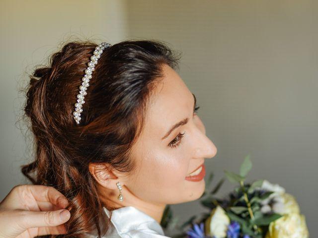 Il matrimonio di Marco e Anastasia a San Miniato, Pisa 6