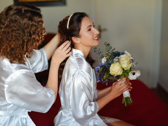 Il matrimonio di Marco e Anastasia a San Miniato, Pisa 7