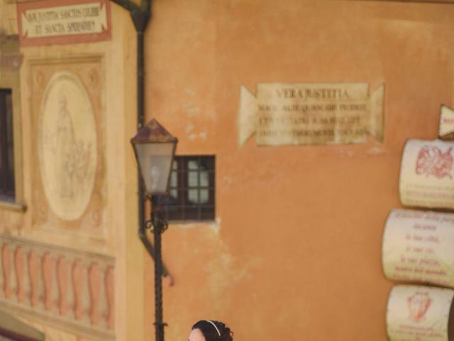 Il matrimonio di Marco e Anastasia a San Miniato, Pisa 15