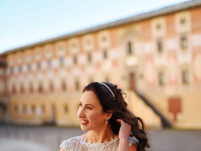Il matrimonio di Marco e Anastasia a San Miniato, Pisa 17