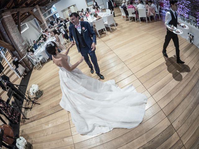 le nozze di Claudia e Tiziano