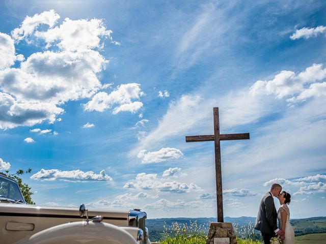 Il matrimonio di Paul e Sarah a Firenze, Firenze 1