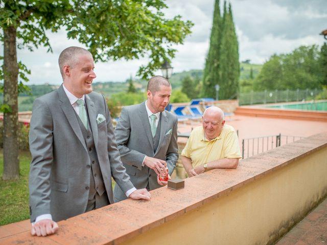 Il matrimonio di Paul e Sarah a Firenze, Firenze 5