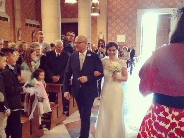 Il matrimonio di Alberto e Marta  a Montebelluna, Treviso 5