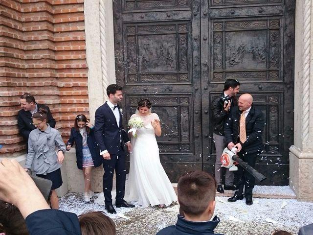 Il matrimonio di Alberto e Marta  a Montebelluna, Treviso 2
