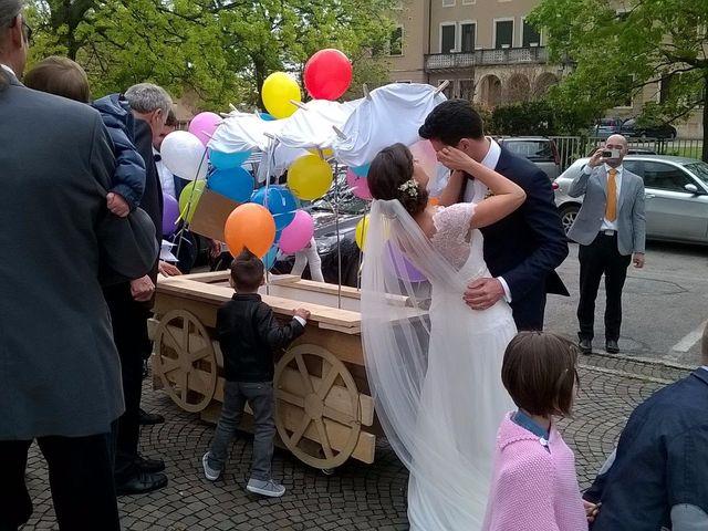 Il matrimonio di Alberto e Marta  a Montebelluna, Treviso 6