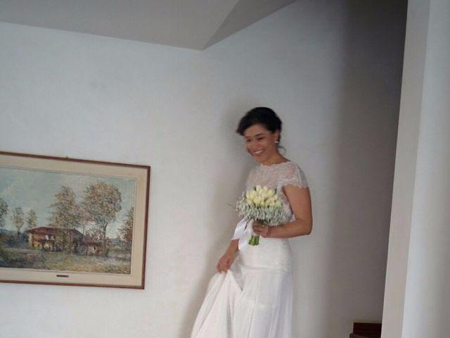 Il matrimonio di Alberto e Marta  a Montebelluna, Treviso 11