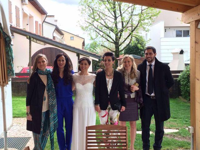 Il matrimonio di Alberto e Marta  a Montebelluna, Treviso 12