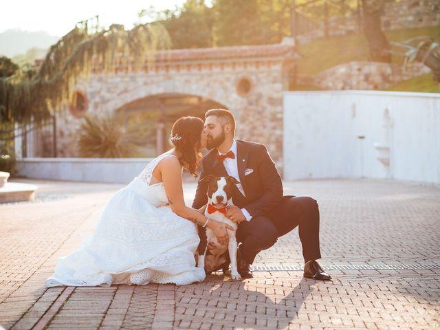 Il matrimonio di Francesco e Gledis a Trescore Balneario, Bergamo 39