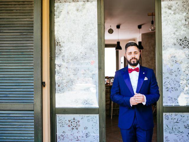 Il matrimonio di Francesco e Gledis a Trescore Balneario, Bergamo 7
