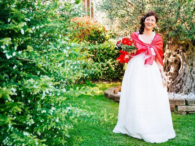 Il matrimonio di Francesco e Gledis a Trescore Balneario, Bergamo 22