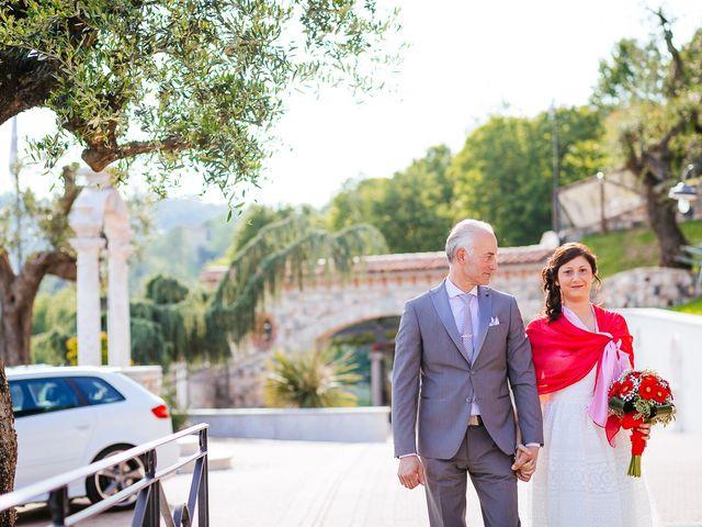 Il matrimonio di Francesco e Gledis a Trescore Balneario, Bergamo 27