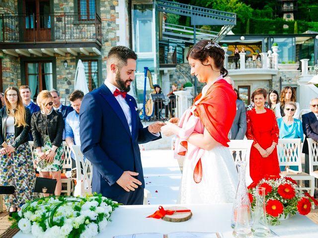 Il matrimonio di Francesco e Gledis a Trescore Balneario, Bergamo 29