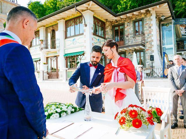 Il matrimonio di Francesco e Gledis a Trescore Balneario, Bergamo 31