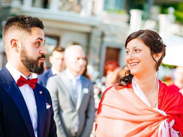 Il matrimonio di Francesco e Gledis a Trescore Balneario, Bergamo 32