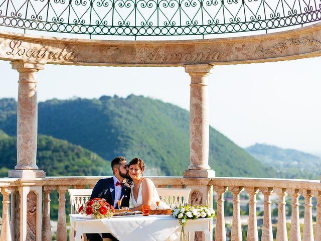 Il matrimonio di Francesco e Gledis a Trescore Balneario, Bergamo 34