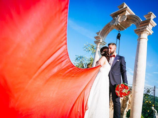 Il matrimonio di Francesco e Gledis a Trescore Balneario, Bergamo 35
