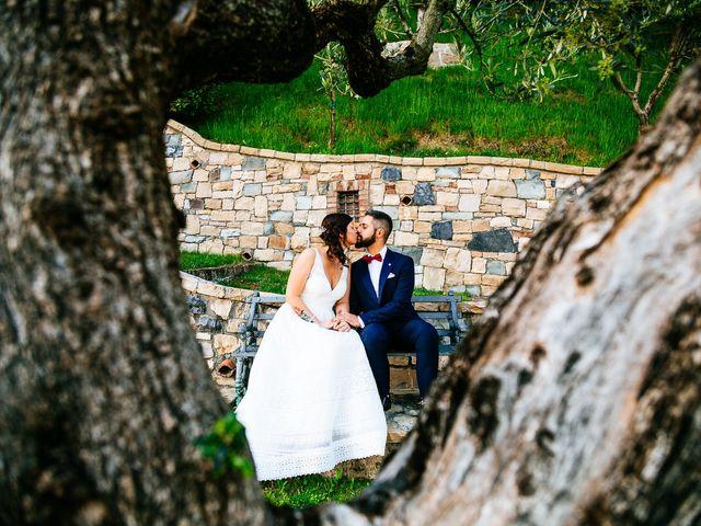 Il matrimonio di Francesco e Gledis a Trescore Balneario, Bergamo 1