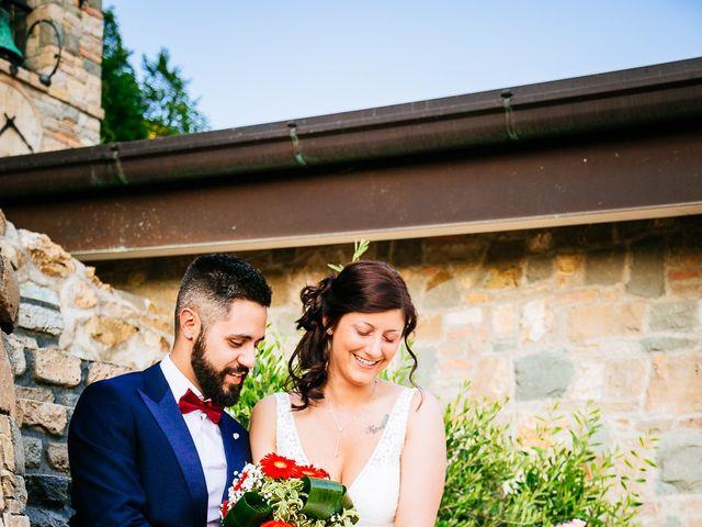 Il matrimonio di Francesco e Gledis a Trescore Balneario, Bergamo 37