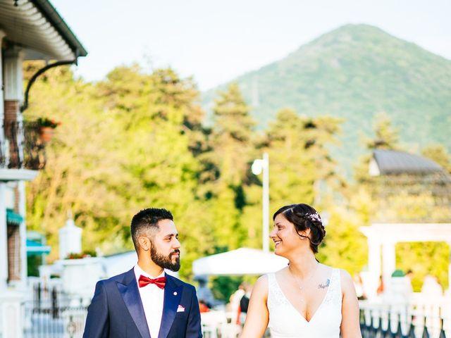 Il matrimonio di Francesco e Gledis a Trescore Balneario, Bergamo 43