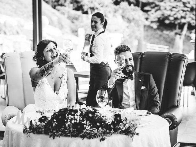 Il matrimonio di Francesco e Gledis a Trescore Balneario, Bergamo 45