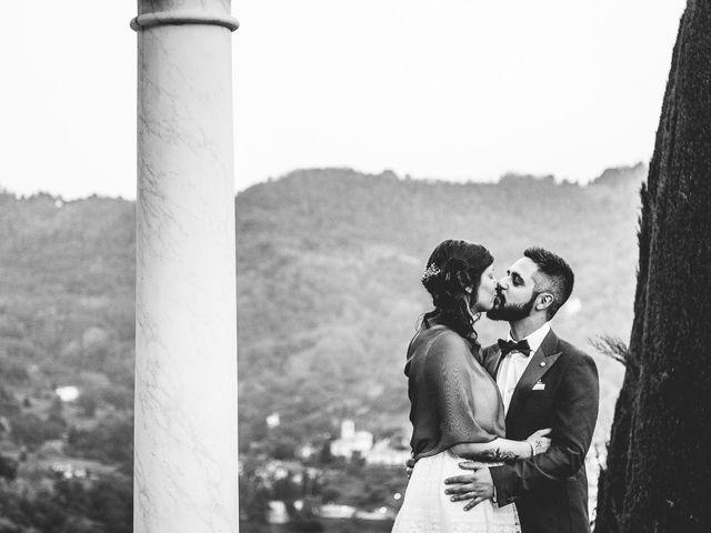 Il matrimonio di Francesco e Gledis a Trescore Balneario, Bergamo 49