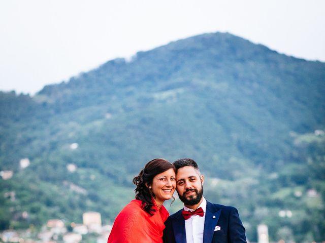 Il matrimonio di Francesco e Gledis a Trescore Balneario, Bergamo 50