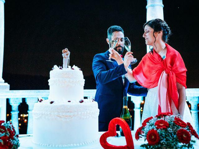 Il matrimonio di Francesco e Gledis a Trescore Balneario, Bergamo 57